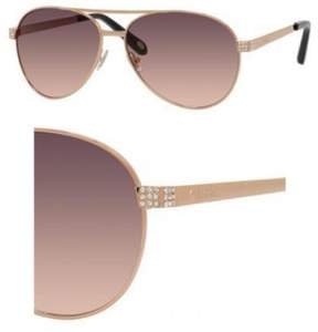 Fossil 3051/S Sunglasses 0AU2 60 Rose Gold (WC
