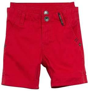 Catimini Red Bermuda Shorts - Boys