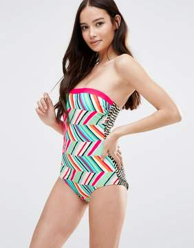Coco Rave Ariana Bandeau Swimsuit