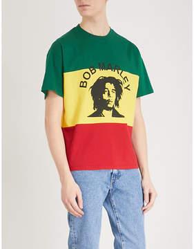 Sandro Bob Marley print T-shirt