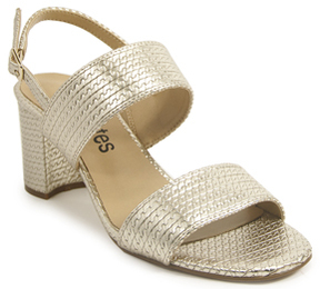 Footnotes List - Woven Sandal