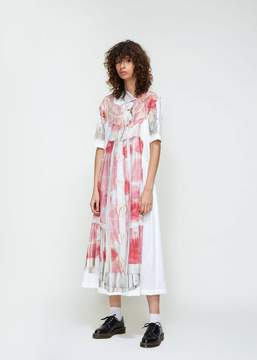 Comme des Garcons Floral Printed Dress