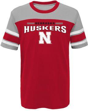 NCAA Boys 4-7 Nebraska Cornhuskers Loyalty Tee