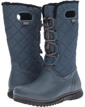 Bogs Juno Lace Tall Women's Cold Weather Boots