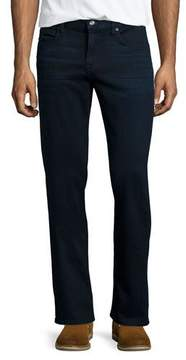 Joe's Jeans Classic Ledger Straight-Fit Jeans, Navy