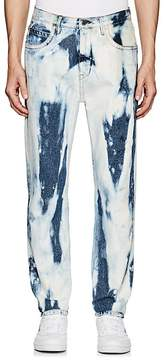 Helmut Lang Seen By Shayne Oliver Men's 97 Bleach-Dyed Straight Jeans