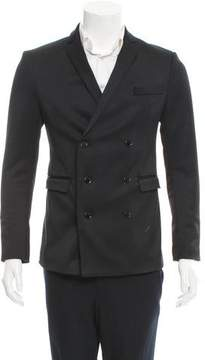 CNC Costume National Double-Breasted Notch-Lapel Blazer