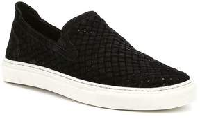 Donald J Pliner Men's Clark Woven Leather Sneakers