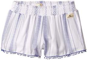 O Beachside Shorts (Toddler/Little Kids)