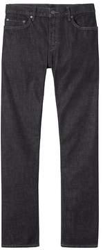 Banana Republic Straight 100% Cotton Dark Wash Jean