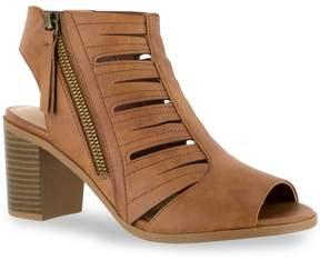 Easy Street Shoes Karlie Women's Block Heel Sandals