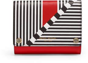 Henri Bendel Bowery Snap Mini Wallet