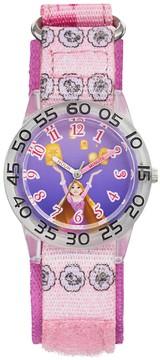 Disney Princess Rapunzel Be Strong Kids' Time Teacher Watch