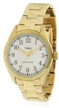 Timex Elevated Classic Expansion Gold-tone Ladies Watch TW2R10000