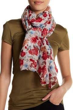 Bindya LULLA COLLECTION BY Floral Print Scarf