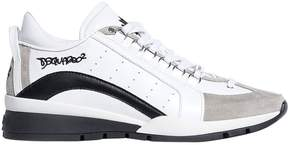 DSQUARED2 551 Leather & Nubuck Sneakers