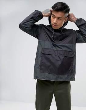 Element Alder Overhead Waterproof Jacket in Camo