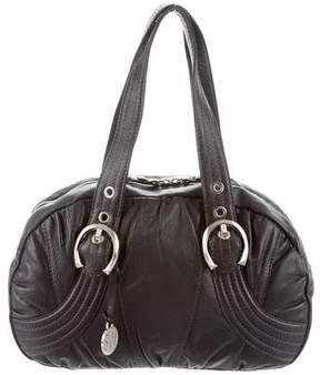 Stuart Weitzman Leather Shoulder Bag