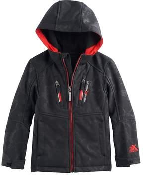 ZeroXposur Boys 4-7 Cadet Softshell Reflective Jacket
