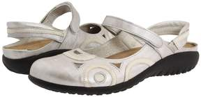 Naot Footwear Rongo Women's Hook and Loop Shoes