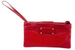 Kate Spade Patent Leather Pouch