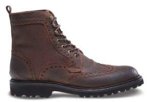 Wolverine Percy Leather Ankle Boots