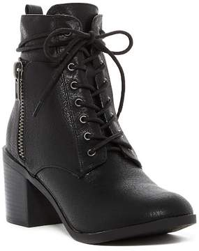 Michael Antonio Sting Lace-Up Ankle Boot