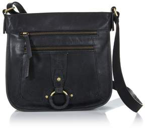 Børn Riverton Leather Crossbody