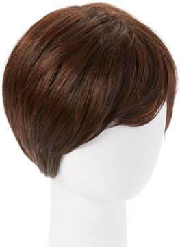Hairdo. by Jessica Simpson & Ken Paves Chocolate Copper Angled Cut Wig