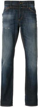 Closed regular roll-up denim jeans