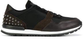 Tod's Allacciata dots sneakers