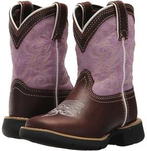 Durango Kids - Lil' 7 Saddle Cowboy Boots