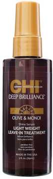CHI Deep Brilliance Shine Serum Lightweight Leave-In Treatment