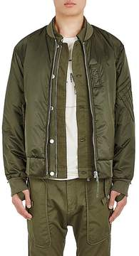 Helmut Lang Men's MA-1 Reversible Flight Jacket