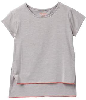Joe Fresh High-Lo Tee (Little Girls & Big Girls)