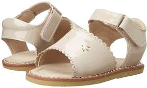 Elephantito Classic Sandal w/Scallop Girls Shoes