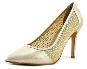 Thalia Sodi Womens Natalia2 Fabric Pointed Toe Classic Pumps.