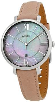 Fossil Jacqueline Mother of Pearl Dial Ladies Watch