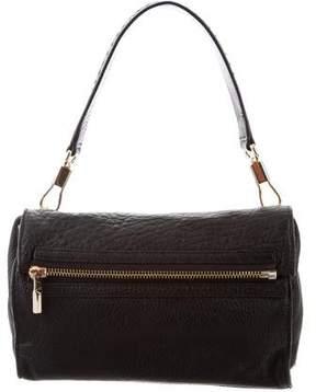 Elizabeth and James Leather Fold-Over Bag