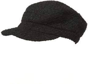 Dorothy Perkins Black Baker Boy Cap