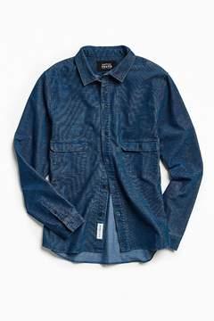 NATIVE YOUTH Cheriton Corduroy Button-Down Shirt