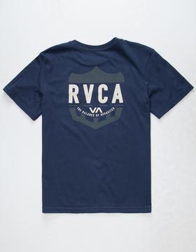 RVCA Shield Boys T-Shirt