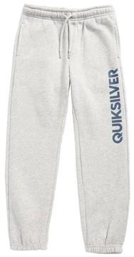 Quiksilver Boy's Logo Sweatpants