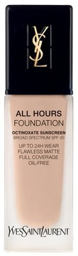Saint Laurent All Hours Full Coverage Matte Foundation Spf 20 - B10