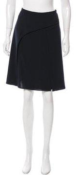 Cividini Wool Knee-Length Skirt w/ Tags