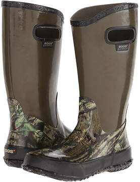 Bogs Rainboot Camo Boys Shoes