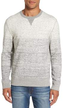 Billy Reid Men's Gradient Crewneck Sweatshirt
