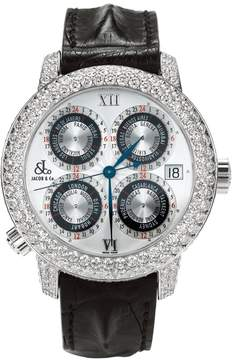 Jacob & co GMT World Time Automatic GMT6SSDC