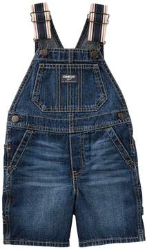 Osh Kosh Oshkosh Bgosh Baby Boy Dark Denim Shortalls