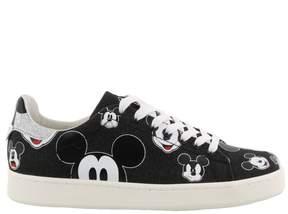 Moa Glitter Disney Sneakers